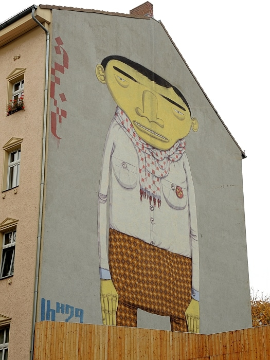 Yellow Man Berlin