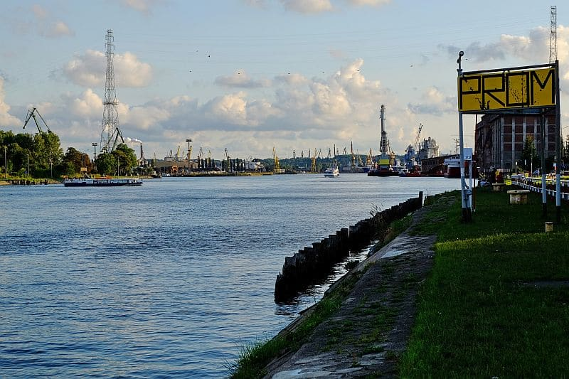 Nowy Port panorama